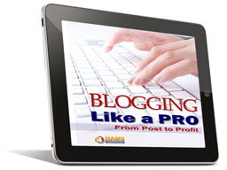 BloggingLikeAPro