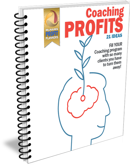 CoachingProfits-Report-21Ideas
